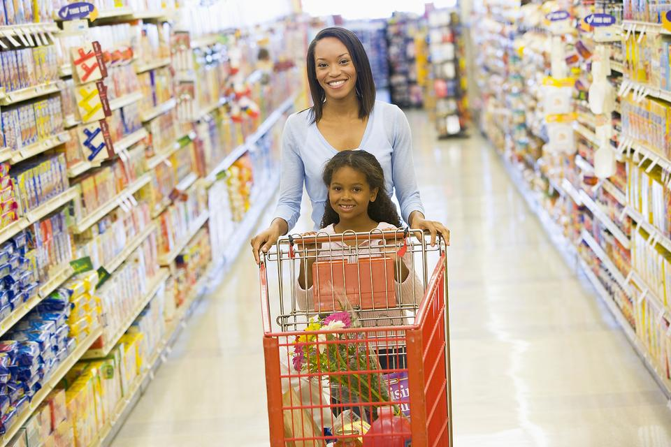 10 Grocery-Shopping Secrets That Will Make You Skinny
