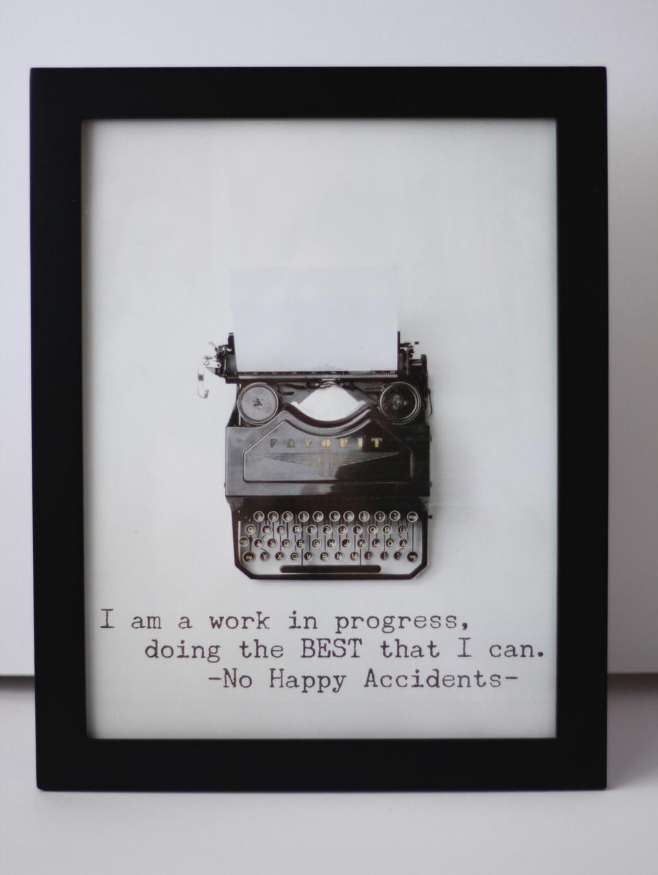 Inspirational Artwork For Your Home Or Office By Kim Kusiciel Of No Happy  Accidents