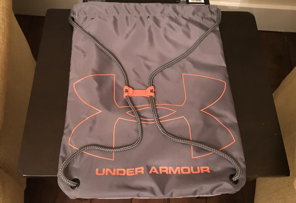 On the Go Is a Breeze With Under Armour® Ozsee Unisex Sackpack!