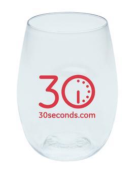 30Seconds Shatterproof Wine Glass