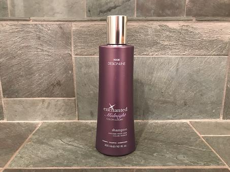 Care for Hair With Regis DESIGNLINE Enchanted Midnight Color Safe Shampoo!