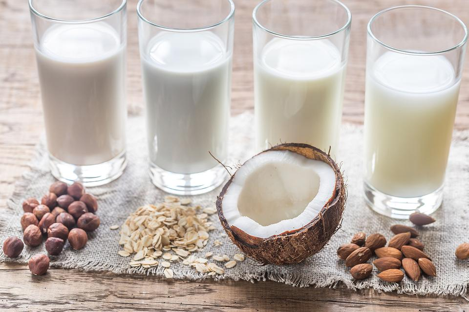 10 Yummy Plant-based Alternatives to Cow, Soy & Rice Milk!