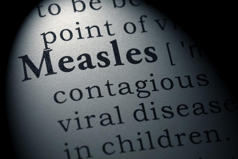 ​1,001 Cases of Measles: A Statement From Dr. William Schaffner, Medical Director of the National Foundation for Infectious Diseases (NFID)