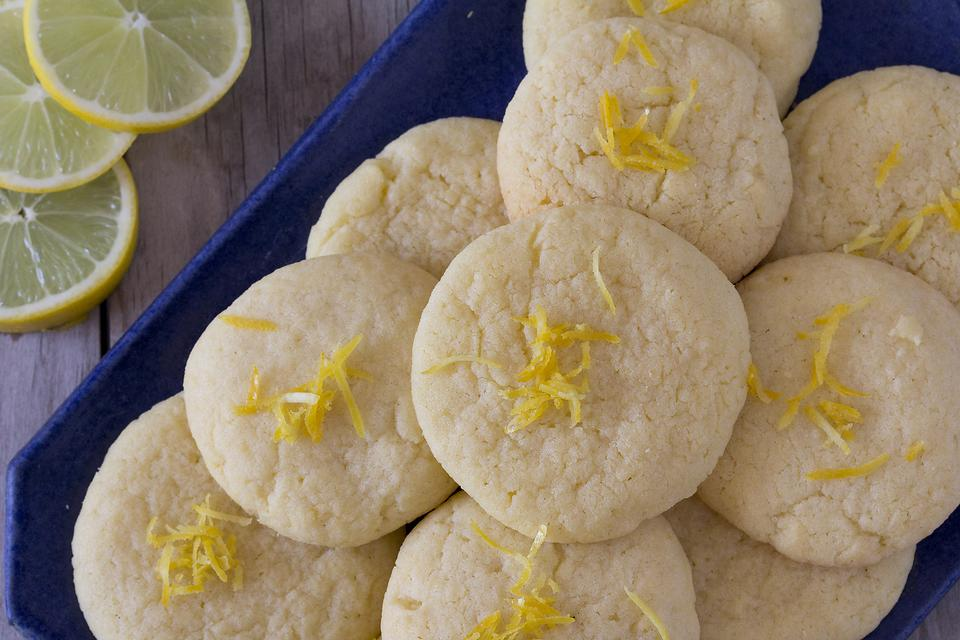 Best Chewy Lemon Cookies Recipe: These Luscious Lemon Cookies Are Soft, Chewy & So Refreshing