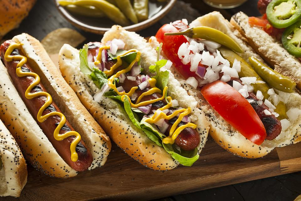 12 Hot Dogs That Will Make You Rethink the Hot Dog