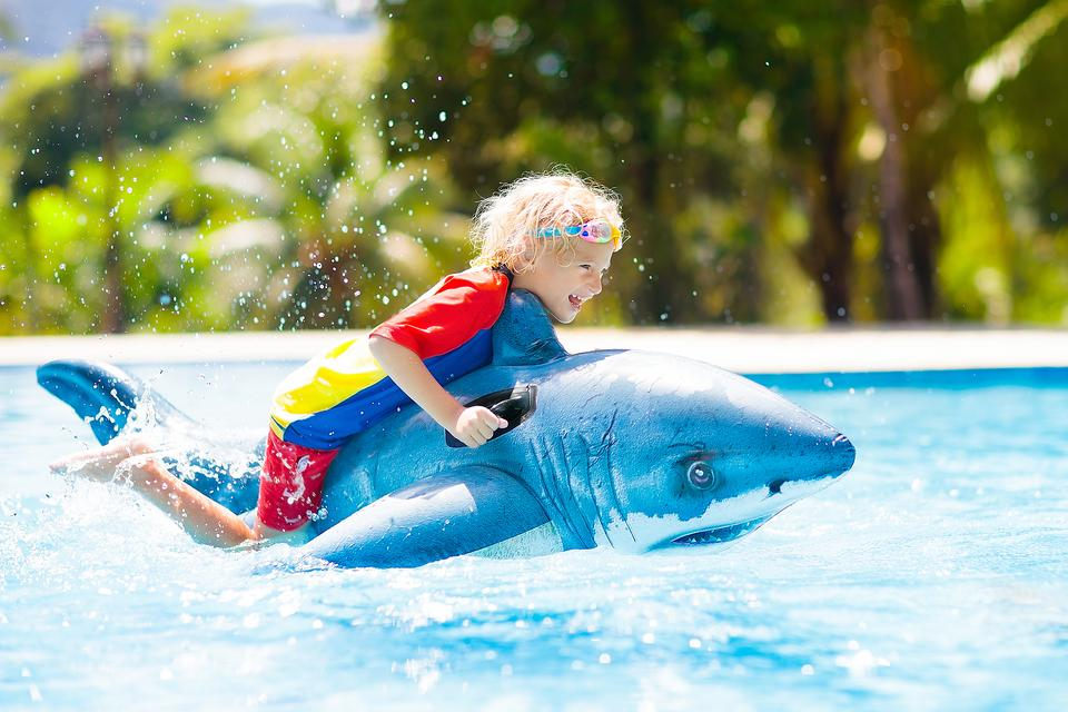 15 Cool Pool Toys Your Kids Will Beg You for This Summer