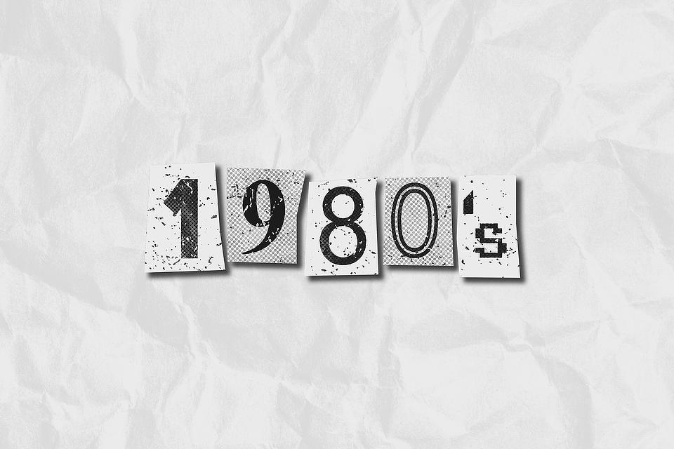 1980s Coloring Pages: Free & Fun Retro Printable Coloring Pages of the Fabulous '80s