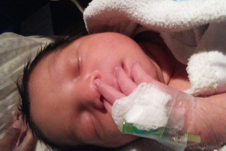 Preeclampsia & C-Section Delivery: The Birth of Miracle Baby Makenna TaNell