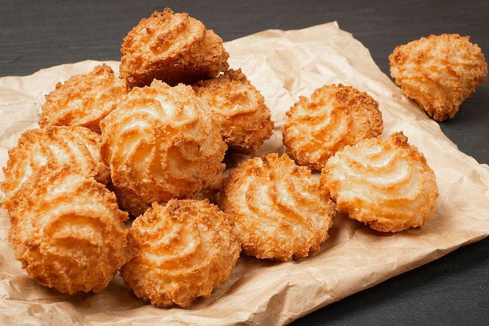 2-Ingredient Coconut Macaroons Recipe: Make This Easy Coconut Macaroons Recipe When You Need Sweet Fast