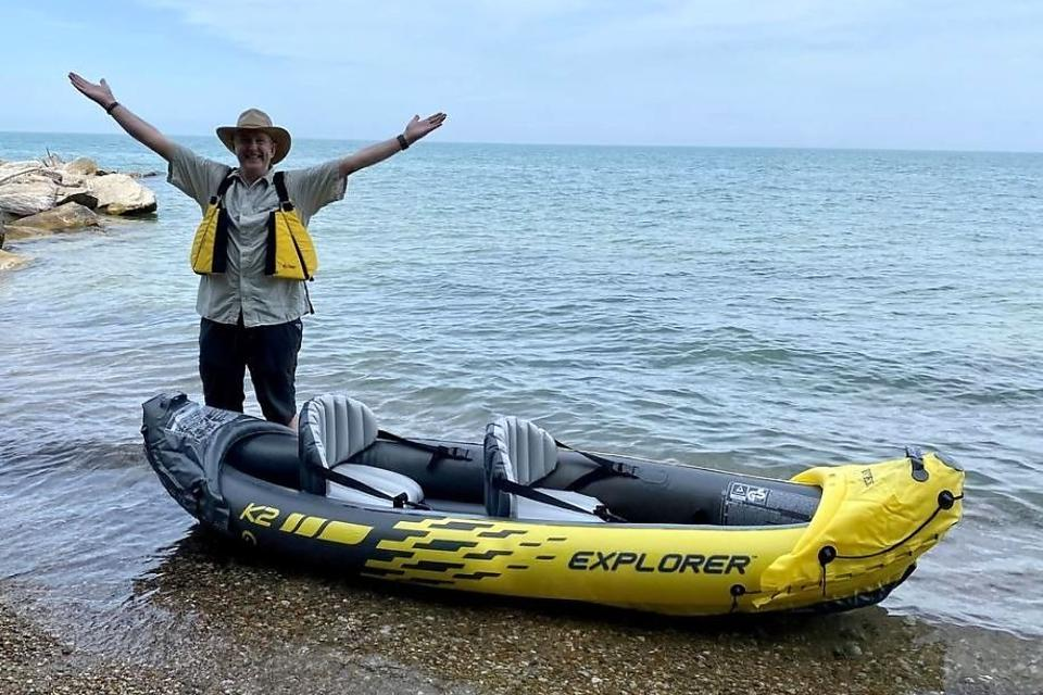 20 Best Inflatable Kayaks: Top-Selling Inflatable One- & Two-Person Kayaks for Summer Fun & Fitness
