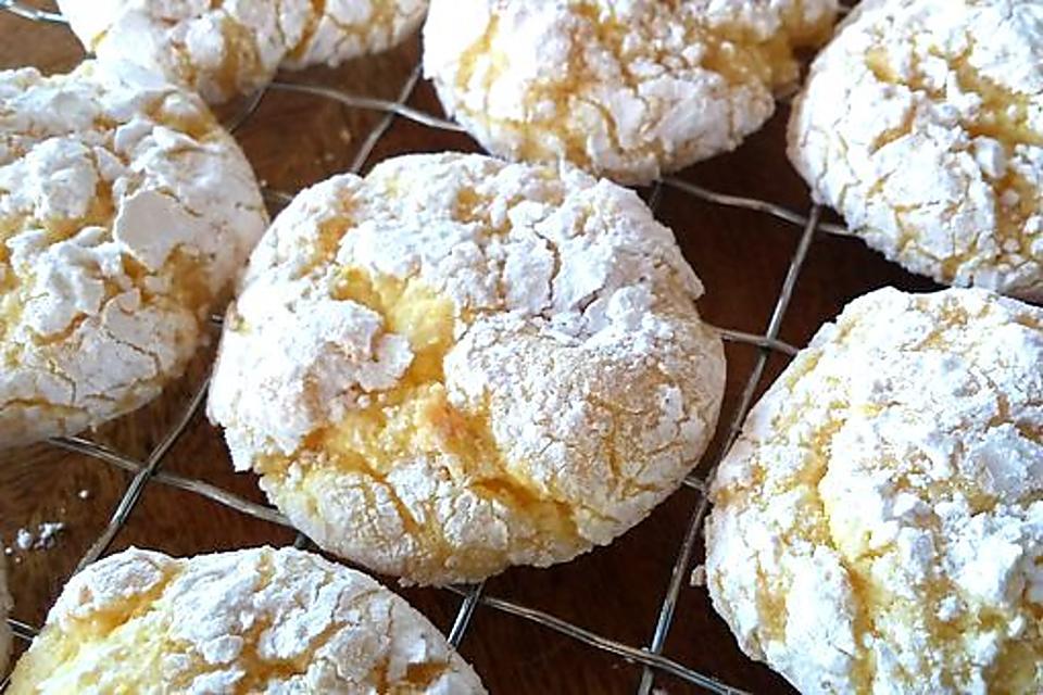 Lemon Cake Mix Cookies Recipe: An Easy 3-Ingredient Lemon Cookie Recipe Ready in 15 Minutes