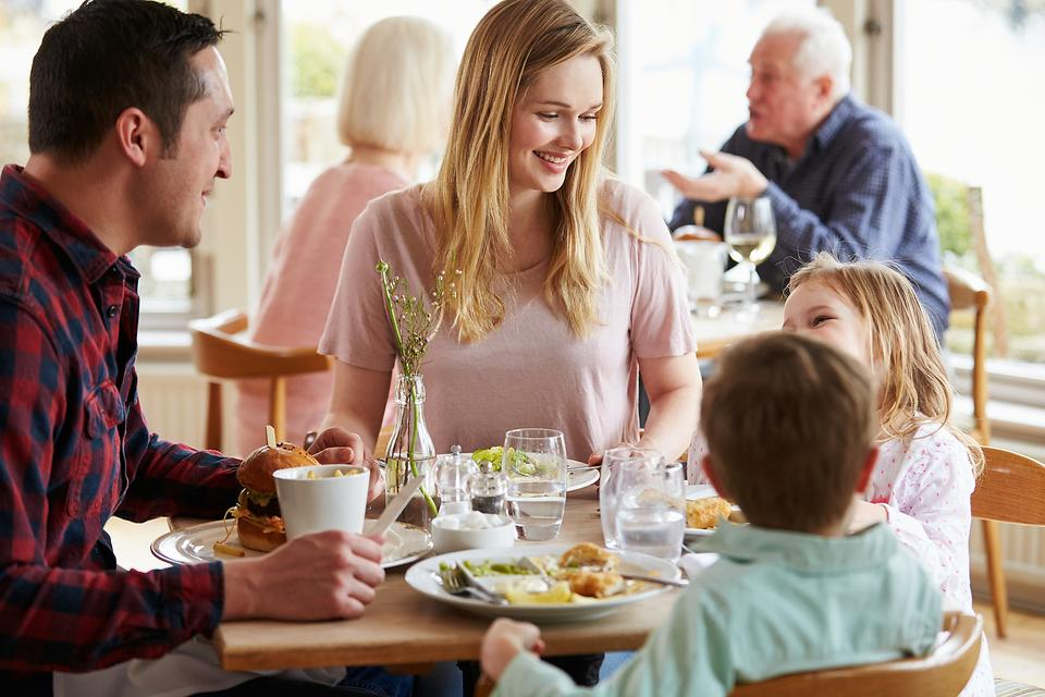 Dining Out Healthier: 3 Strategies to Help Save Calories When Eating at Restaurants