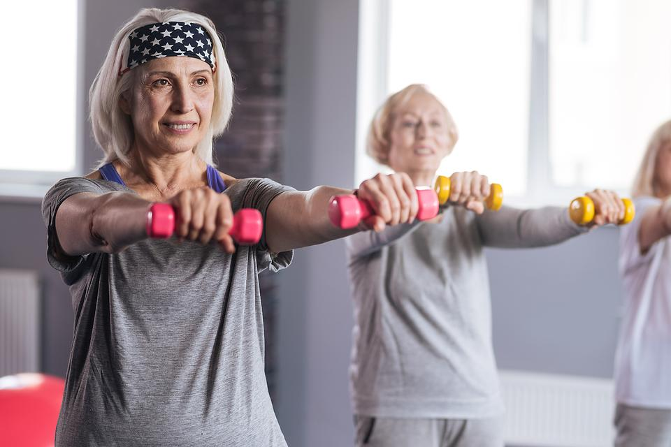 Baby Boomer Health & Fitness: 3 Ways Millennials Can Help Their Parents Get Fit!