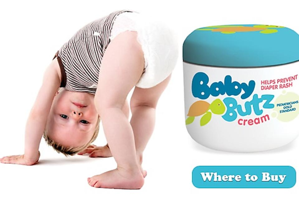 No Butz About It, Baby Butz Diaper Rash Cream Is a Must-have for Your Baby!