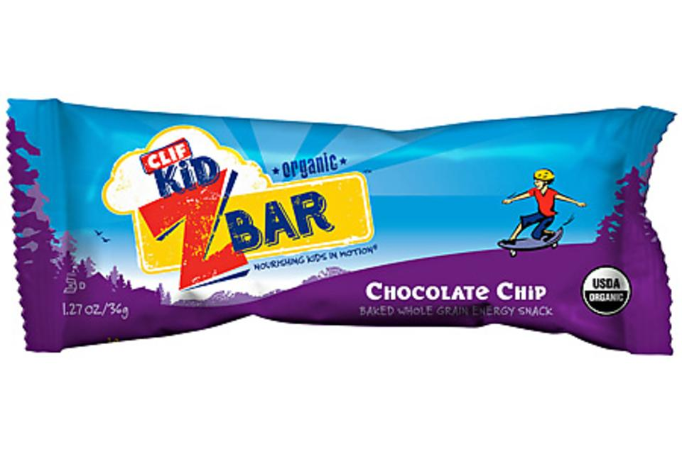 Healthy Snacking With Clif Kid ZBar & ZBar Crispy Rice Bars!