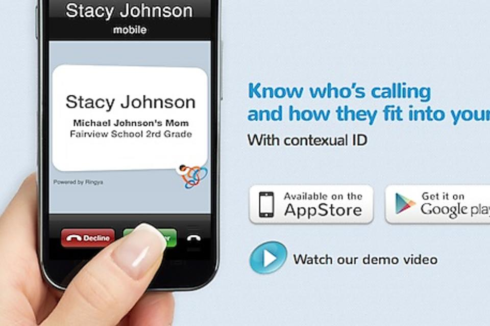 The Ringya Smartphone App Is a Lifesaver for Busy Moms!