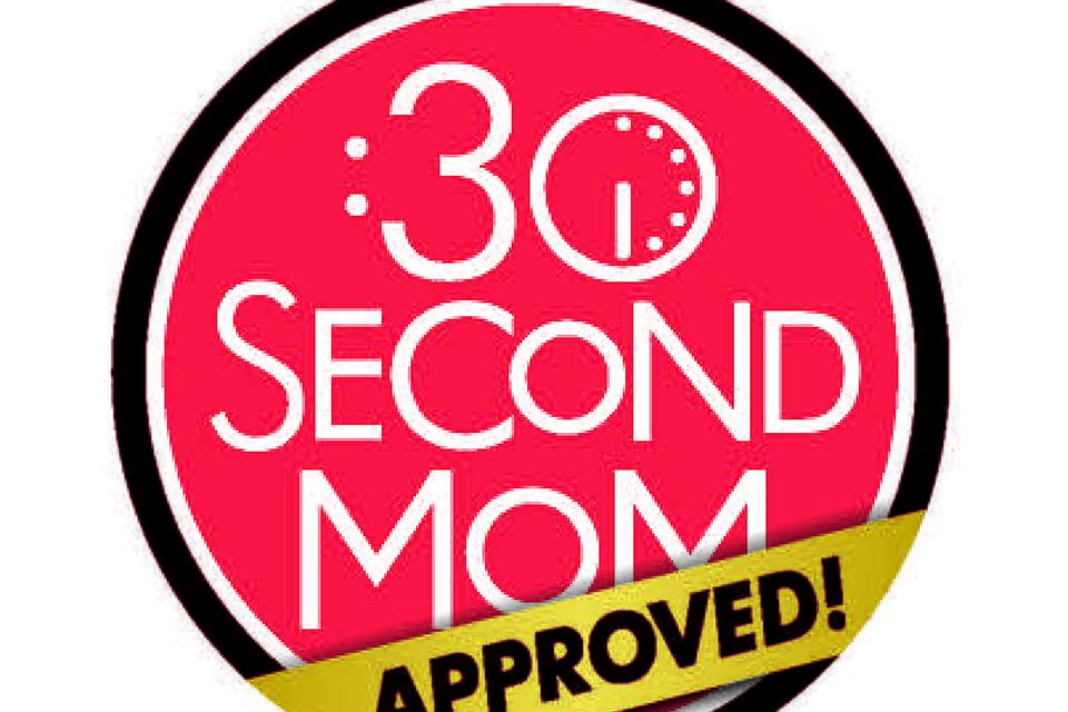 #30SecondMom Celebrates One-Year Anniversary w/Amazing #Products Giveaway!