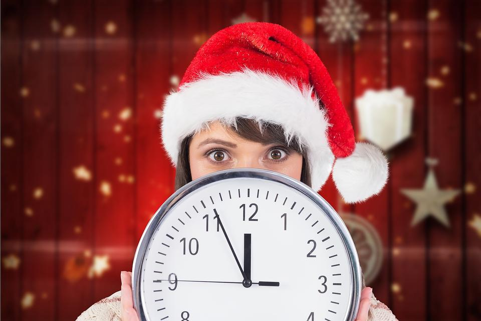 #30Seconds Chat: Join Us for Last-Minute Holiday Tips, Tricks & Recipes!