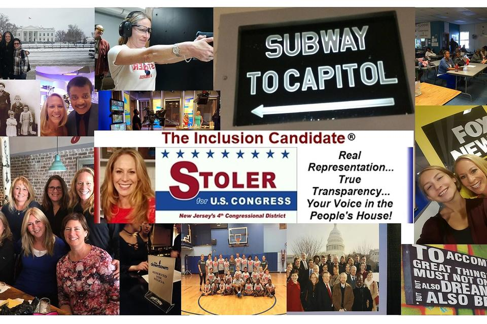 Meet U.S. Congressional Candidate & Tribe Member Dr. Felicia D. Stoler!