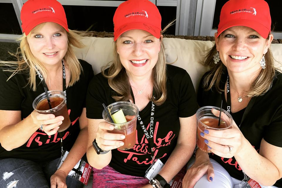 30Seconds Live at Dean & Deluca PGA Invitational With Meredith Schneider & Donna John!