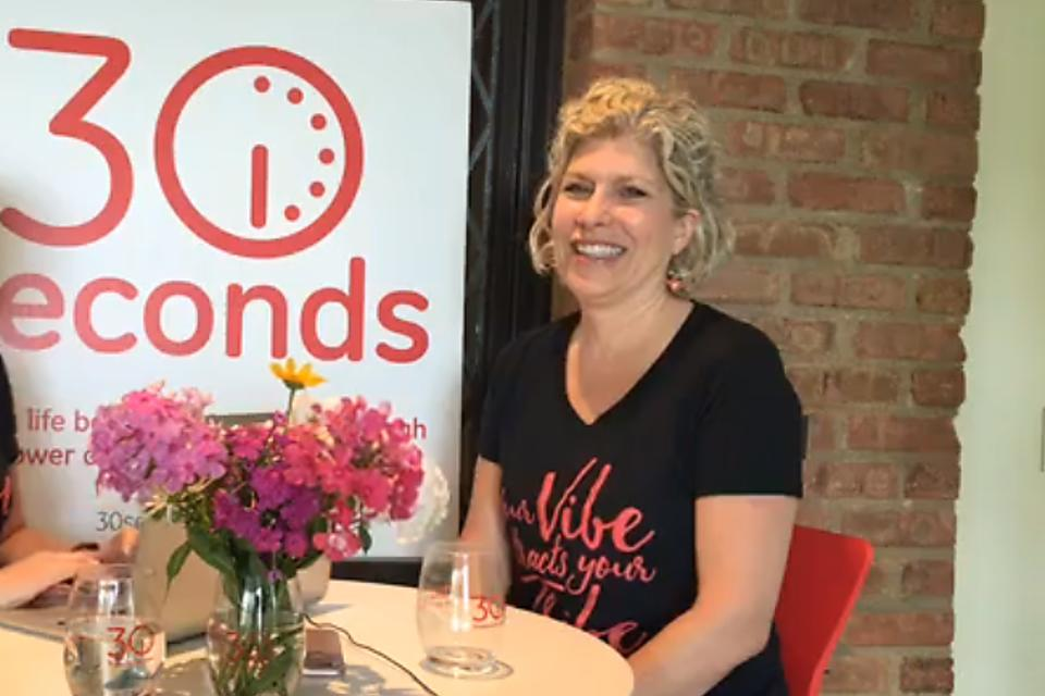 #30Seconds In-Depth: Navigating Kid's Technology & Screen Time With Parent Coach Sheryl Gould!