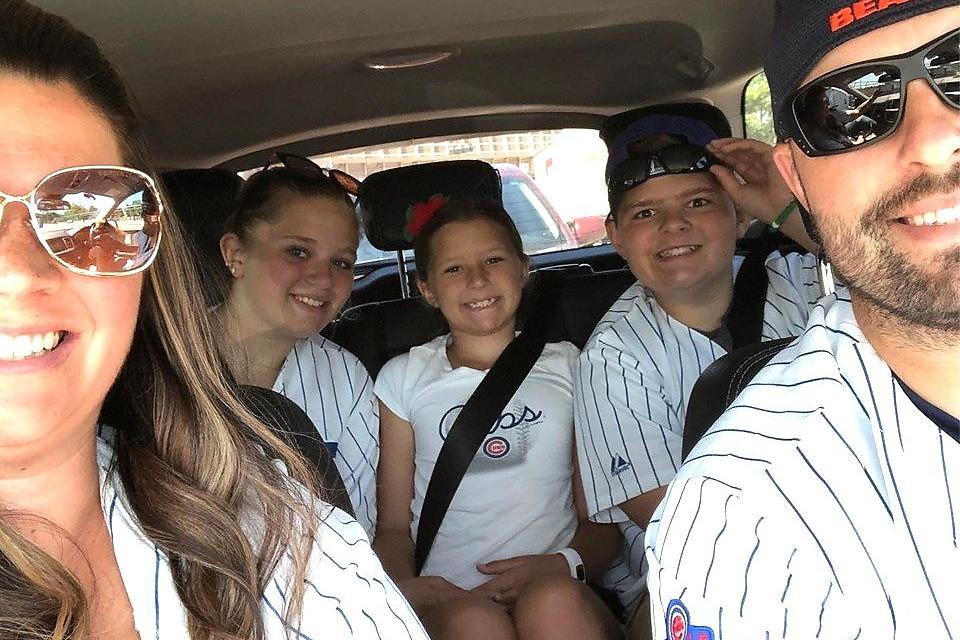 Savoring September & Back-to-School Time With Teacher & Mom Kim Kusiciel