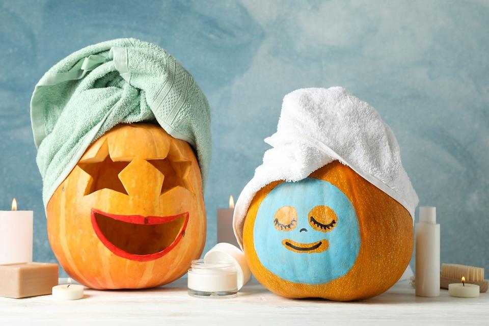Beauty Hacks: 4 Ways Your Skin Can Benefit From Leftover Pumpkins