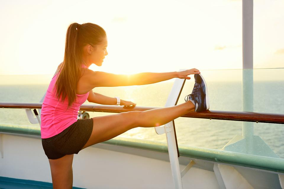 4 Ways to Stay on Track With Fitness While On Vacation!
