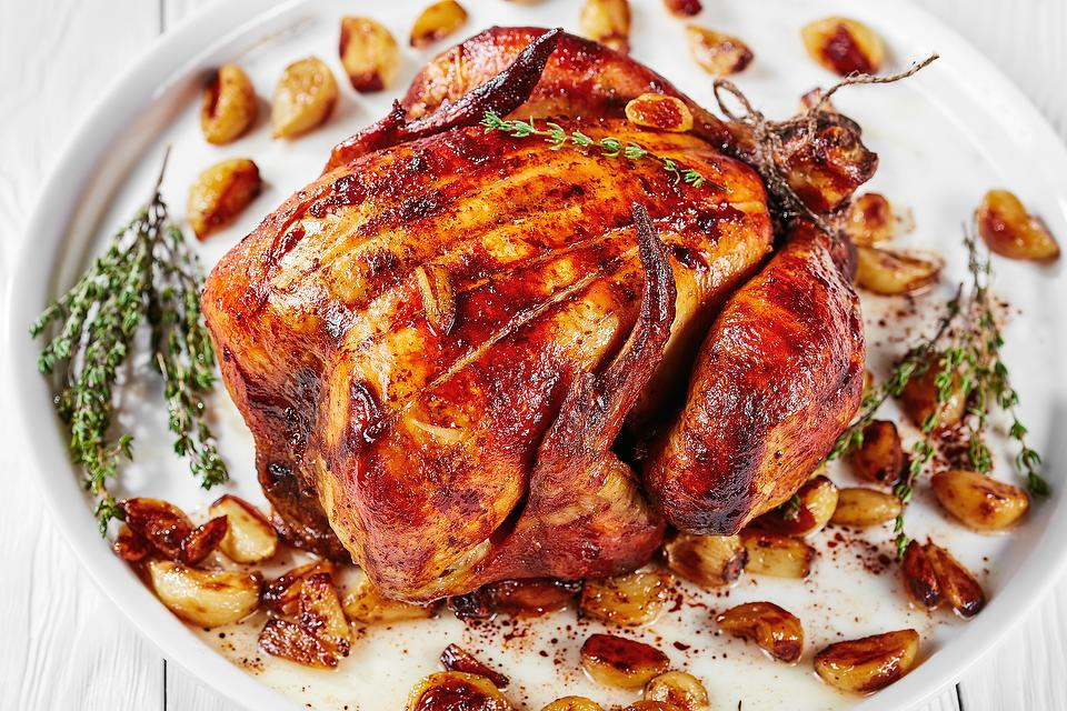 40 Cloves of Garlic Chicken Recipe: This Easy Chicken With 40 Cloves of Garlic Recipe Is a Classic