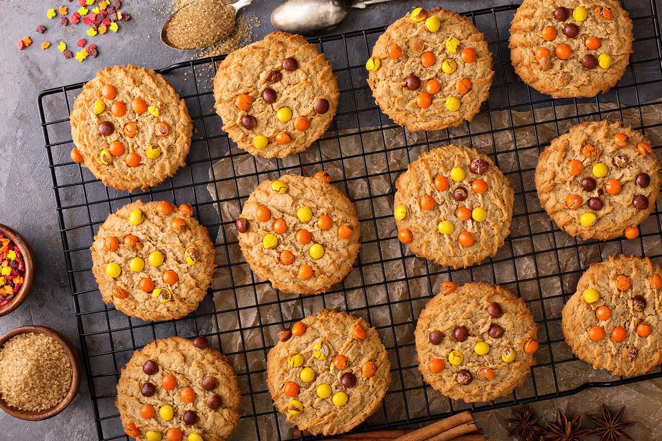 Reese's Pieces Cookies Are Definitely Worth Phoning Home About