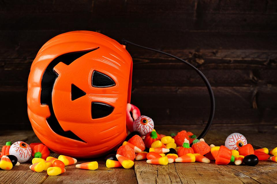 5 Creative Ways to Get Rid of All of That Halloween Candy!