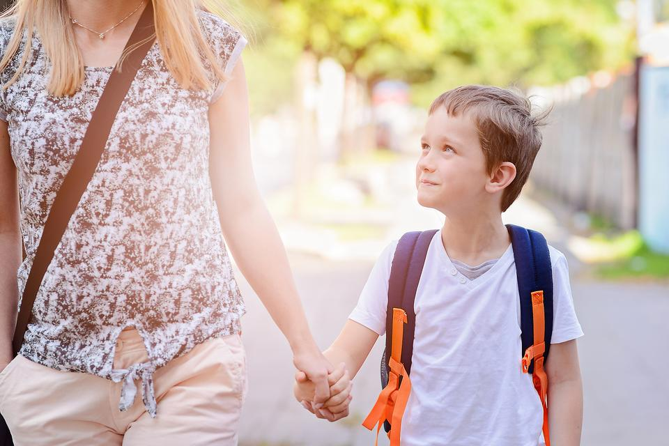 Walk to School: 5 Reasons I Walk My Kids to School (You May Be Surprised Why!)