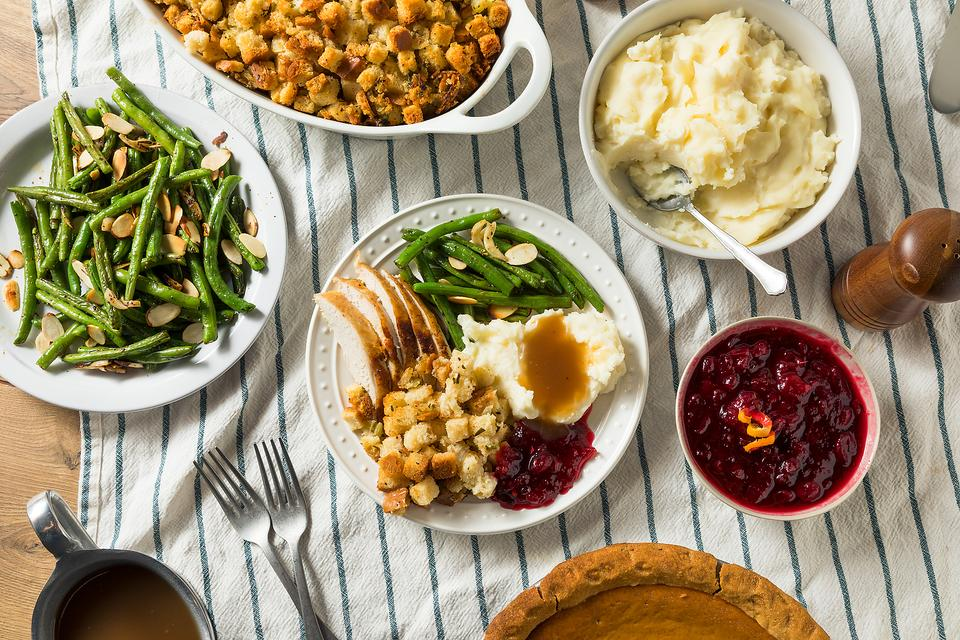 Attention to Food Safety Ensures a Great Thanksgiving: 5 Safe Ways to Prepare & Host a Holiday Buffet
