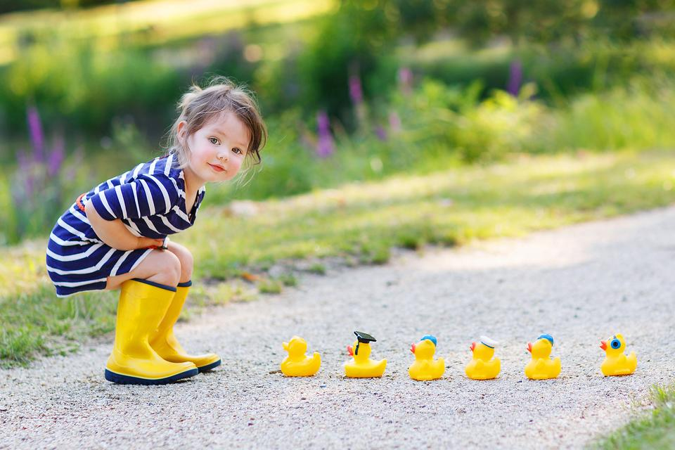 5 Steps to Walk With Confidence - So Your Children Will, Too!