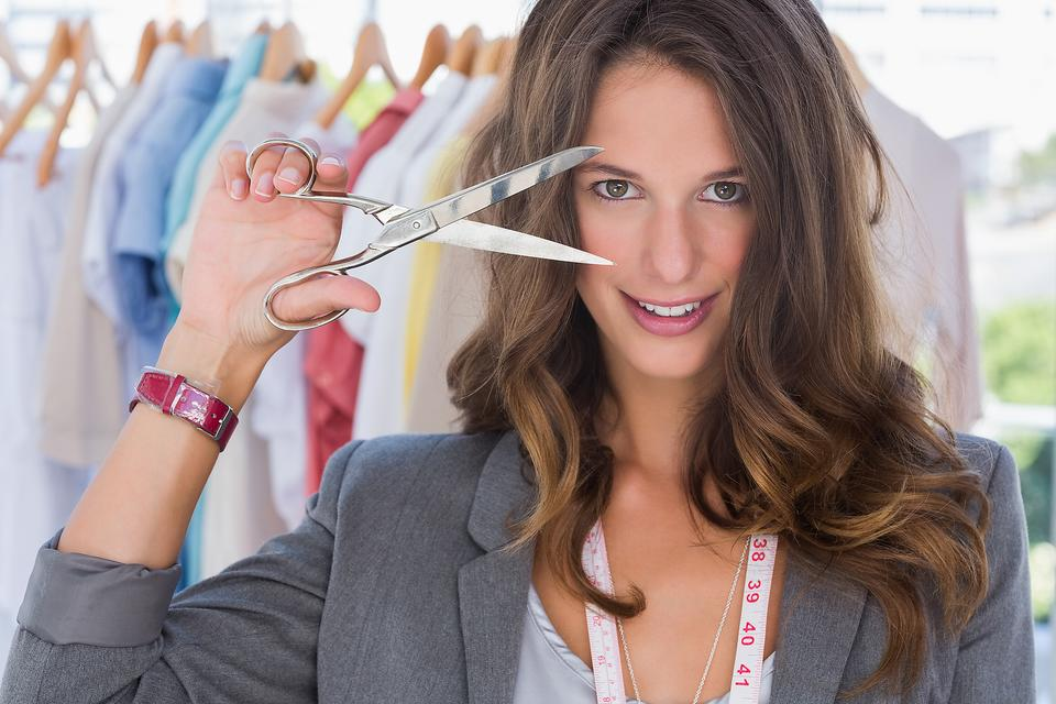 6 Creative Ways to Use Those Horrible Hanger Straps on Women's Clothing (We Know You Cut Them Off)!
