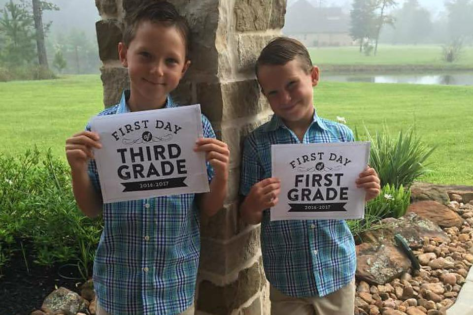 The First Day of School: 6 Fun & Creative First Day Photo Ideas!