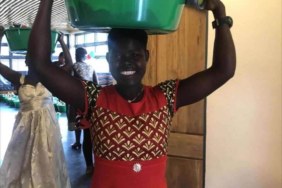 The Gem Foundation Christmas 2020: 79 Christmas Baskets Deliver 79 Amazing Smiles
