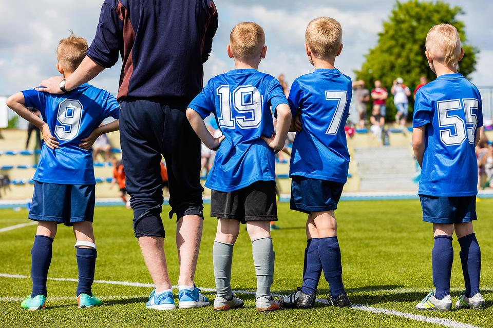Not Just Fun & Games: 8 Reasons You'll Be Glad Your Child Plays Sports!