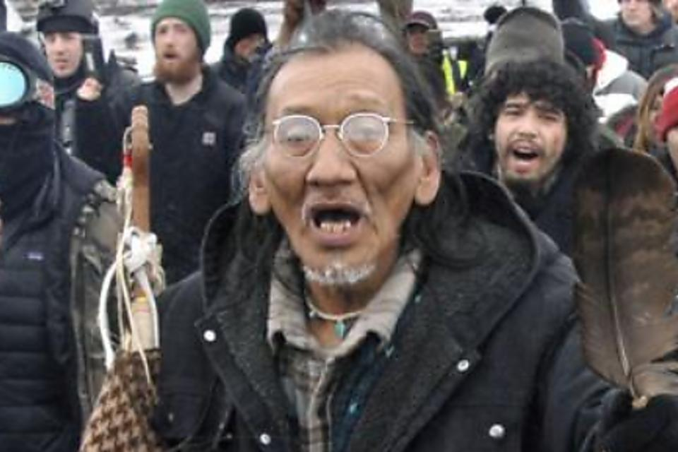 A Northern Arapaho Tribal Member Reflects on Nathan Phillips & the Covington High School Students' Confrontation