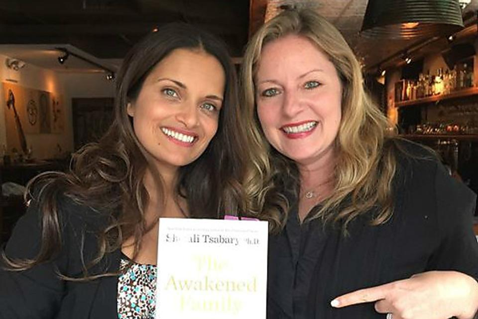 """A Revolution in Parenting: Dr. Shefali's """"The Awakened Family"""" Is Your Guide!"""