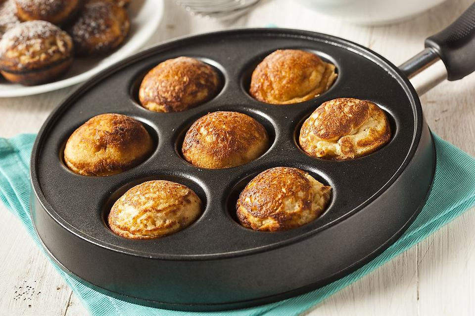 Easy Aebleskiver Recipe: This Simple Stuffed Danish Pancake Recipe Was 300 Years in the Making