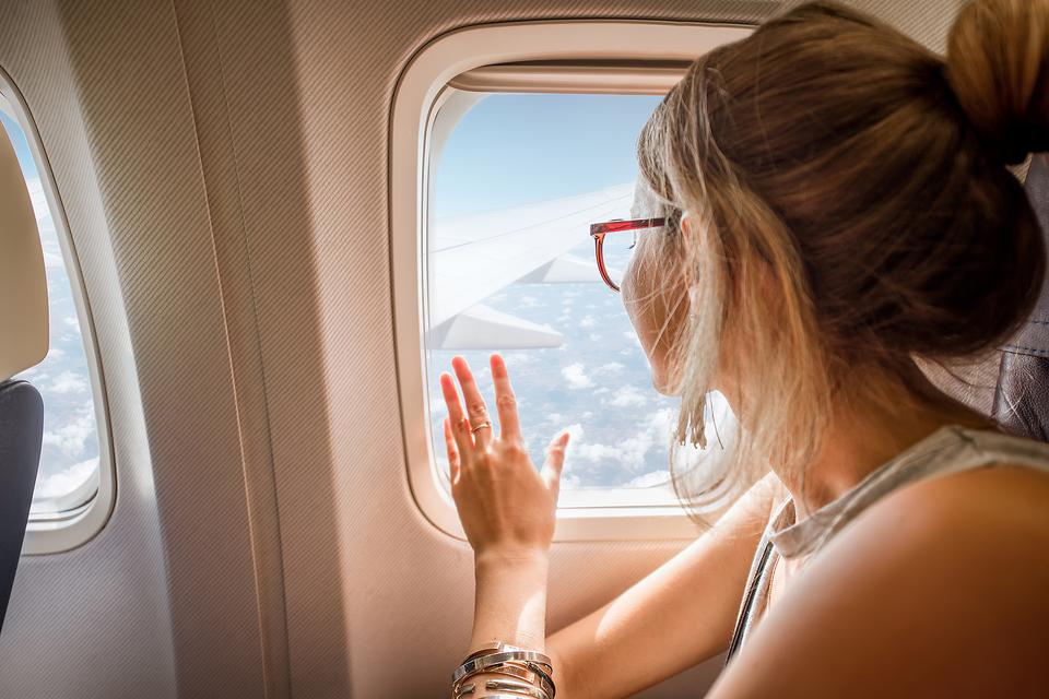 Afraid to Fly? Here's Practical Advice on Overcoming the Fear of Flying
