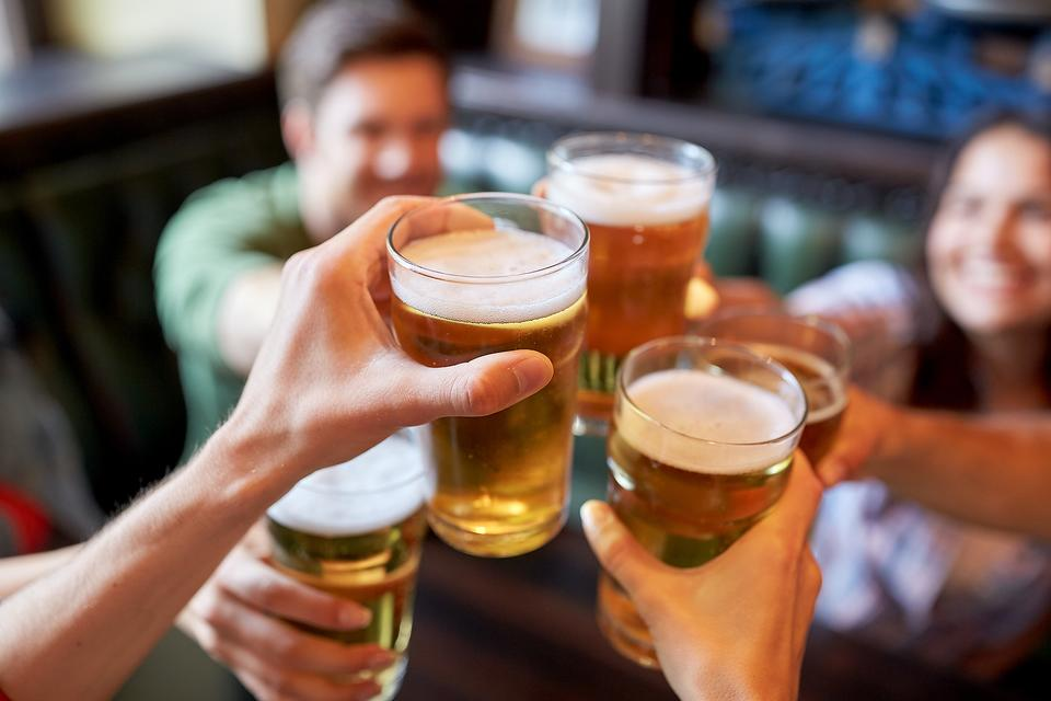 Alcohol & Cancer Connection: Rising Trend of Drinking Could Cause More Cancers in the U.S.