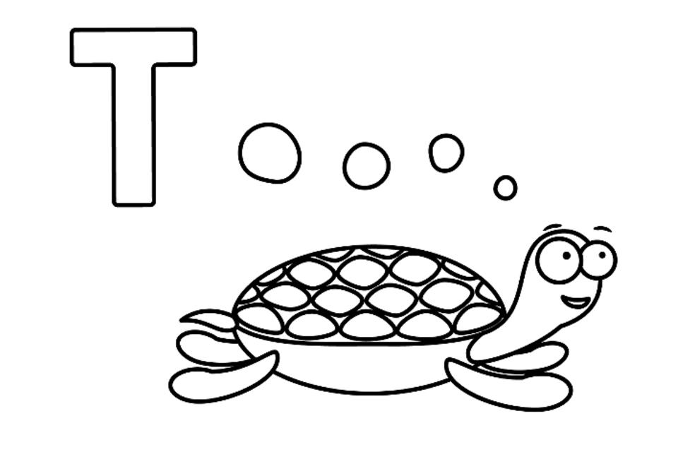 Alphabet Coloring Pages: Fun Printable Animal-Themed Coloring Pages To Help  Kids Learn Their ABCs Printables 30Seconds Mom