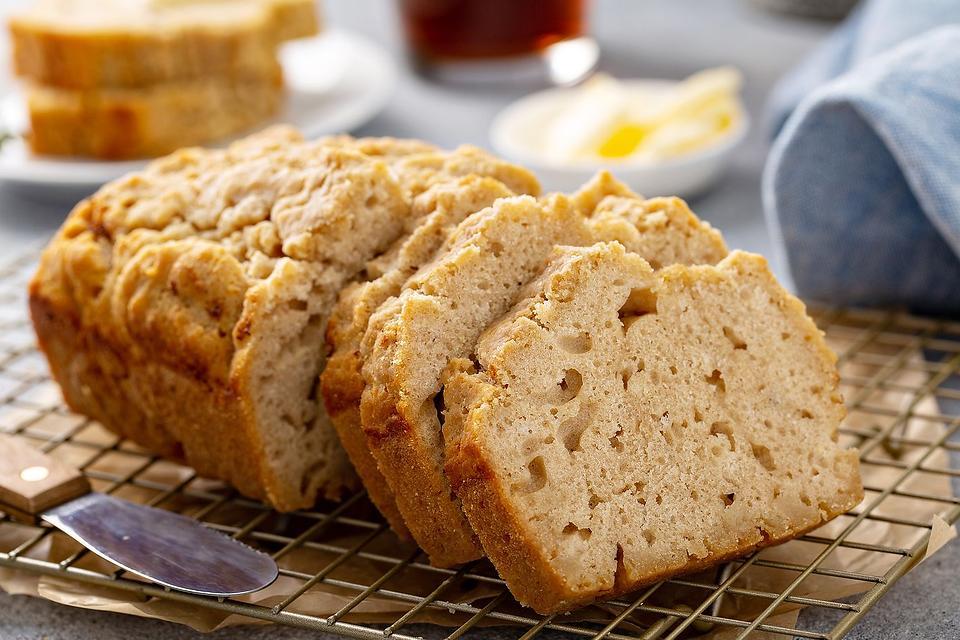 Amazing 3-Ingredient Beer Bread Recipe: Pop the Top & Make This Easy No-Yeast Beer Bread Recipe