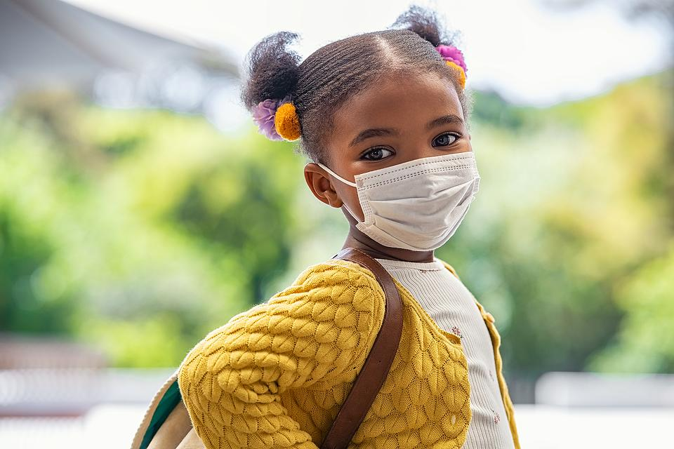 American Academy of Pediatrics Urges In-Person Learning & Wearing of Face Masks in Updated COVID-19 Guidance on School Safety