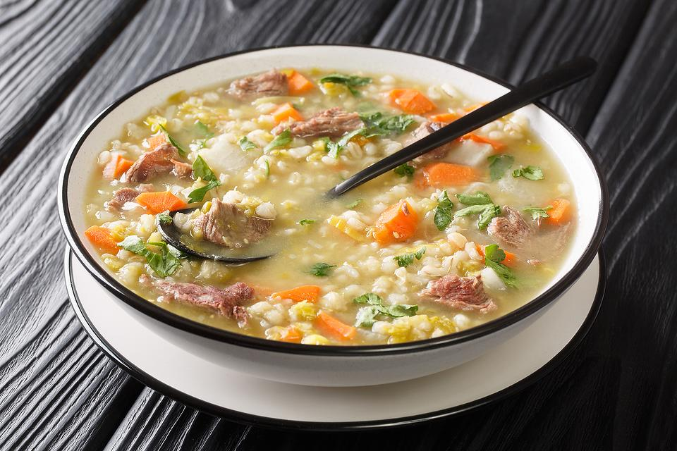 Amish Beef Barley Soup Recipe: A Hearty Beef & Barley Soup Recipe From the Amish Country