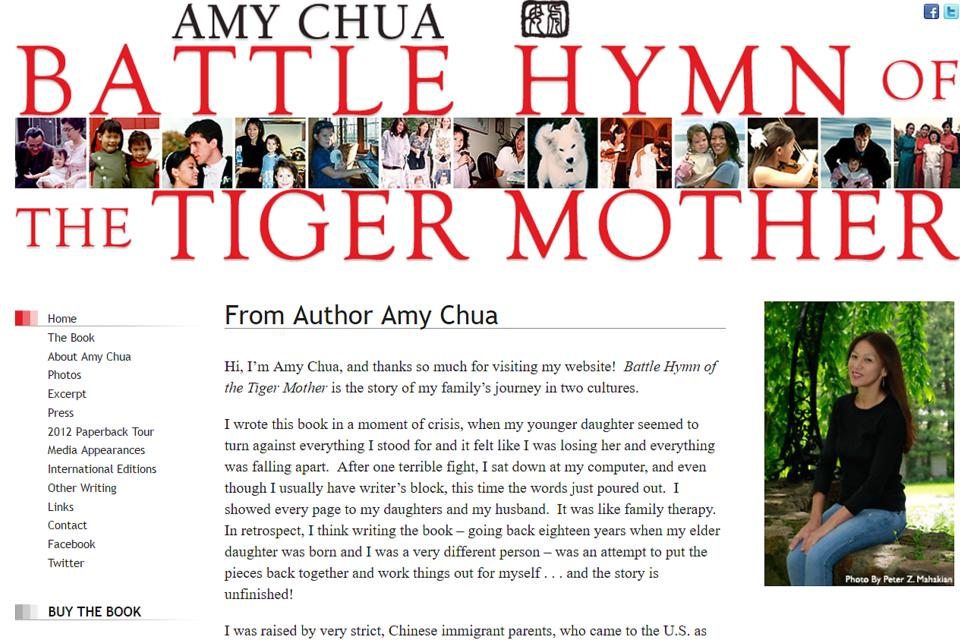"Amy Chua: Taking a Fresh Look at the Controversial ""Tiger Mom"" of 2011"
