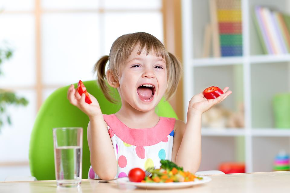 An Easy Way to Get Kids to Eat Their Veggies! (Why Didn't I Think of That?)