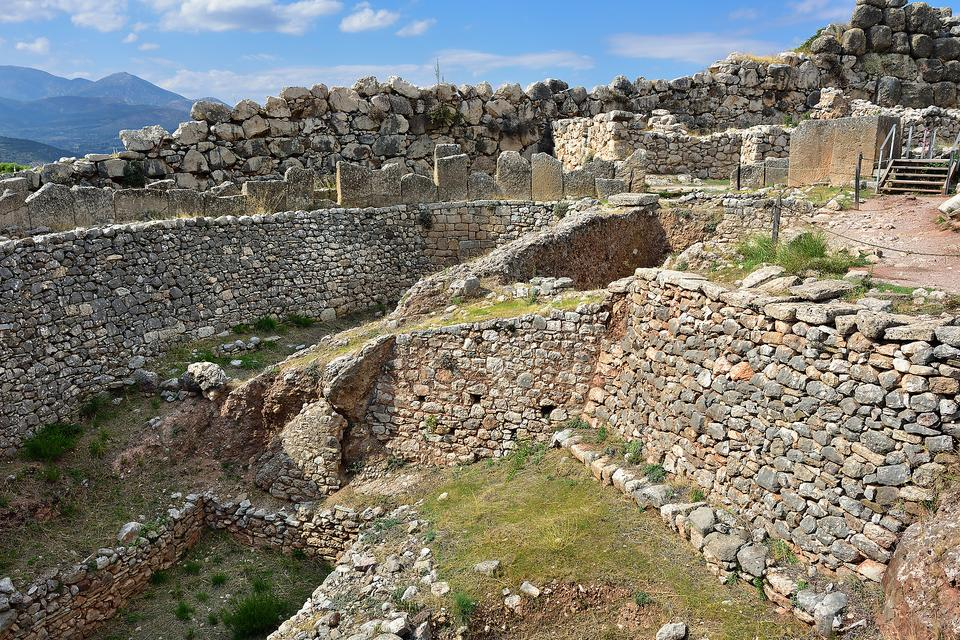 Mycenae in Peloponnese, Greece: An Ancient Archaeological Site That Will Amaze